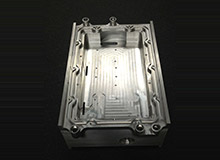 Custom Aluminum Chassis for the Optical Industry