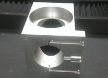 Custom Aluminum Clamp Shell