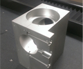 Custom Aluminum Clamp Shell for the Semiconductor Industry